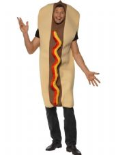 Giant Hot Dog Costume
